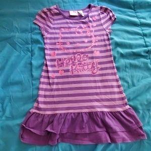 Hello Kitty Dress Girls size M